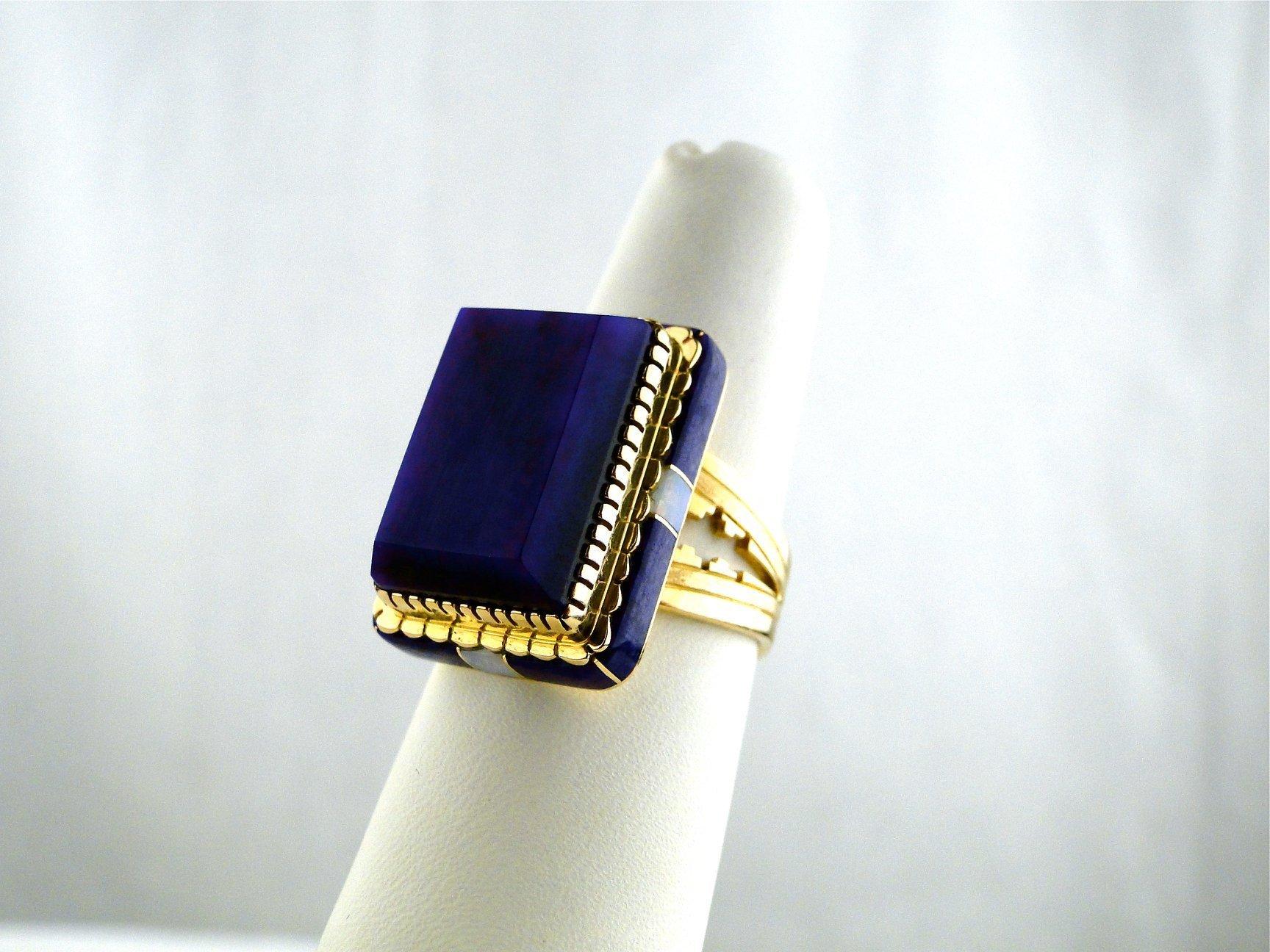 Yazzie Ring